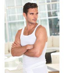 hemd in set van 2 van conta wit
