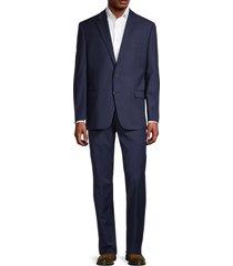 lauren ralph lauren men's lexington suit - bright navy - size 46 r
