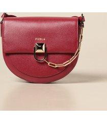 furla crossbody bags miss mimi furla bag in grained leather