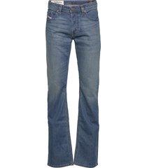 larkee-x l.34 trousers slim jeans blauw diesel men