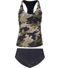 tankini (verde) - bpc bonprix collection