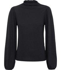 maglia morbida a maniche lunghe (nero) - bodyflirt