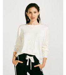 sweater blanco portsaid lisboa