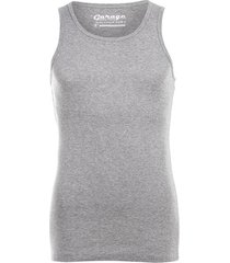 garage singlet tank top - grijs