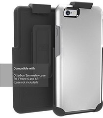 encased belt clip holster for otterbox symmetry series - iphone 6 6s (case not i