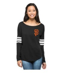 '47 brand san francisco giants women's ultra t-shirt