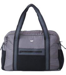 maletin deportivo gris maqui-gris