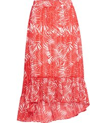 kjol objpalm skirt 102