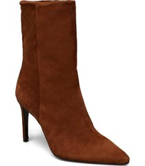 booties 3362 shoes boots ankle boots ankle boots with heel brun billi bi