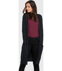 cardigan jacqueline de yong gris - calce regular