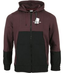 sweater puma pl sweat hoodie jacket