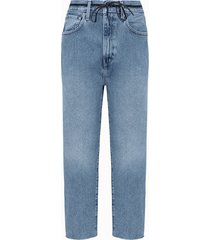 levi's made & crafted jeans levis made & crafted barrel lavaggio medio