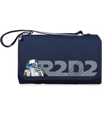 oniva by picnic time star wars r2-d2 blanket tote outdoor picnic blanket