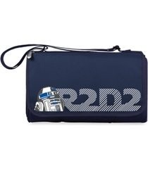 oniva by picnic time star wars r2d2 blanket tote outdoor picnic blanket