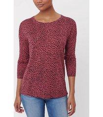 loft cobblestone drop shoulder sweater