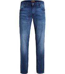 jack & jones plus size jeans skinny fit blauw