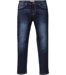 jeans multistretch slim fit straight (blu) - john baner jeanswear