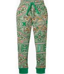 oilily hoost sweatpants- groen