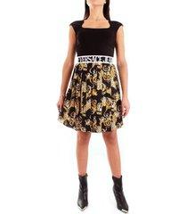korte jurk versace d2hza442s0835