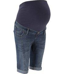 bermuda di jeans prémaman (nero) - bpc bonprix collection