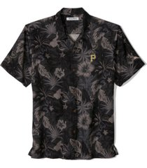 tommy bahama men's pittsburgh pirates fuego floral top