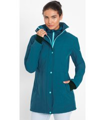 2-in-1 softshell jas