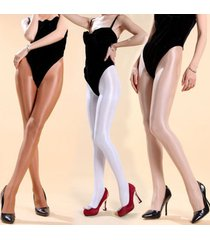 8d 70d gloss tights shiny pantyhose cheerleader hooters dancer uniform stocking