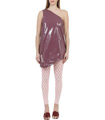 maisie wilen purple pebbles dress
