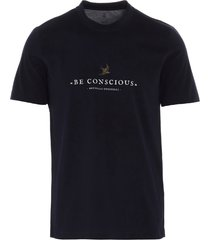 brunello cucinelli be consciuos t-shirt