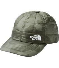 bonã© the north face insulated norm verde - verde - masculino - dafiti