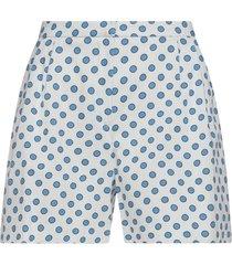 blue les copains shorts & bermuda shorts