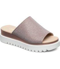sandals shoes summer shoes flat sandals beige gabor