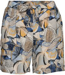 sc-ilise shorts flowy shorts/casual shorts blå soyaconcept