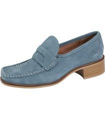 loafers studio w blå