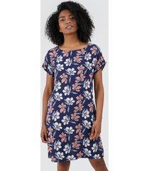 vestido para mujer floral color azul, talla 10