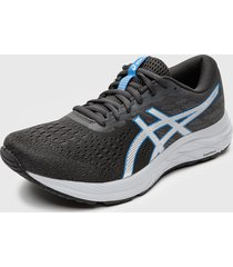zapatilla gel-excite 7 gris asics