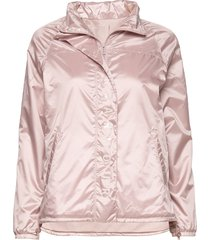 athlete recovery woven iridescent jacket outerwear sport jackets roze under armour