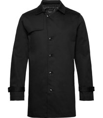 slhtimeless coat b dunne lange jas zwart selected homme