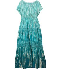 lanvin blue dress teen