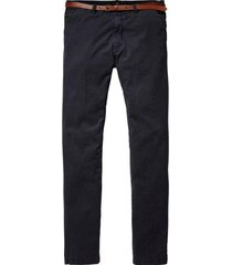 chino stuart night blue (124896 - 58n)
