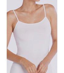 camiseta algodon pabilos blanco tais