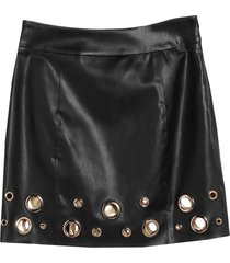 twins beach couture knee length skirts