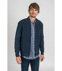 sweater azul oxford polo club fred