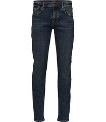 jay subtly worn slim jeans blauw j. lindeberg