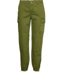 grmnt dyed cargo jean raka jeans grön michael kors