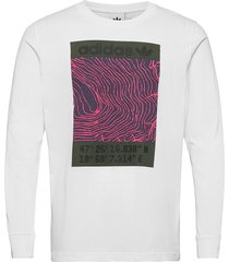 adv ls tee t-shirts long-sleeved vit adidas originals