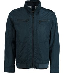 dnr donkerblauw jack regular fit 21584 1324.1/77