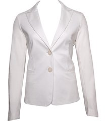 20 to 40289-1 041 blazer - bies leather look latte wit