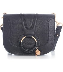 see by chloé shoulder bag square w/ring