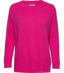 all set sweater gebreide trui roze odd molly